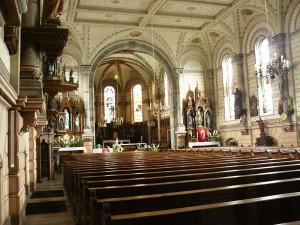 France Mont Saint-Michel : la flche et la statue de laposarchange Saint