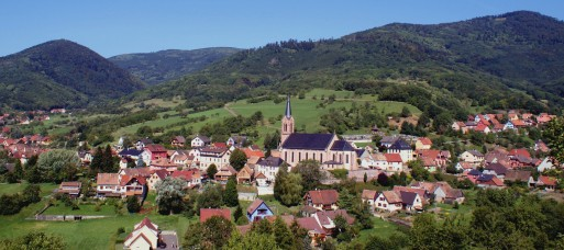 village de Breitenbach