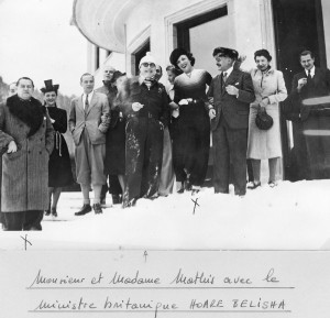 Histoire de la Villa Mathis