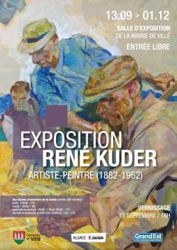 Affiche exposition Kuder 2019