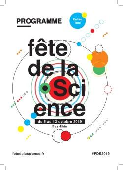 Programme Fête de la Science 2019 CDF