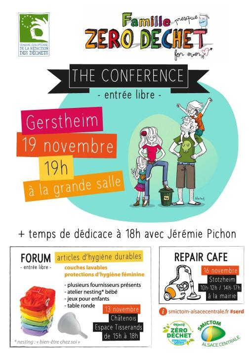 Conference zéro déchet